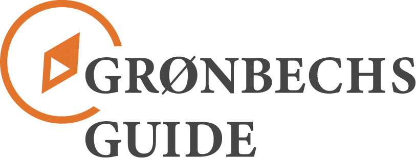 Grønbechs Guide logo