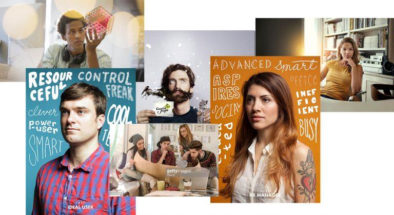 karoline, paarup, portfolio, website, project, nestea, moodboard, archetypes