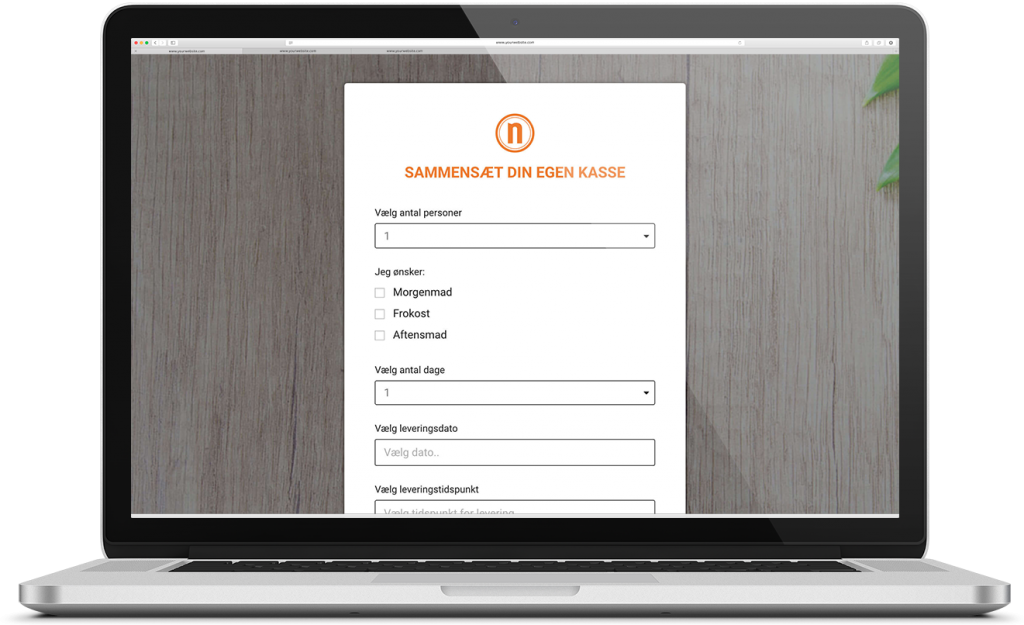 karoline, paarup, portfolio, website, project, nemlig, web, app