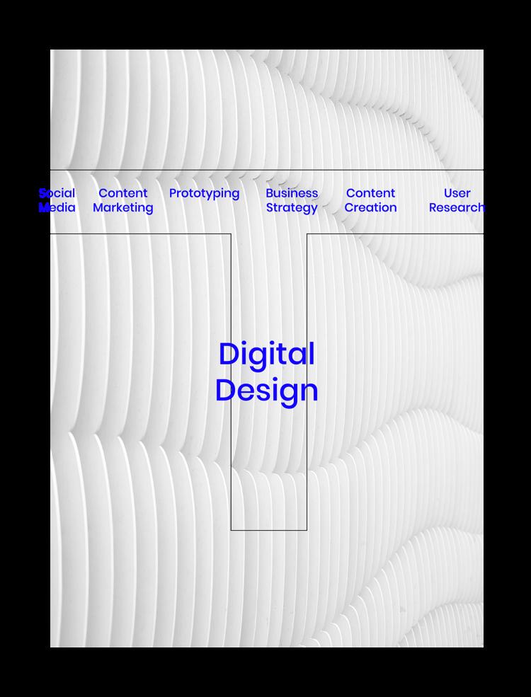 digital, designer, karoline, paarup, portfolio, t, shape
